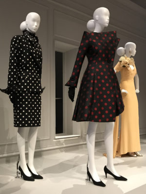 Gianfranco Ferre - Disney evening suit and Luna coat dress A/W collection 1989-90
