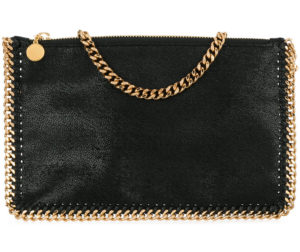 Women's accessories: Stella McCartney Falabella clutch bag