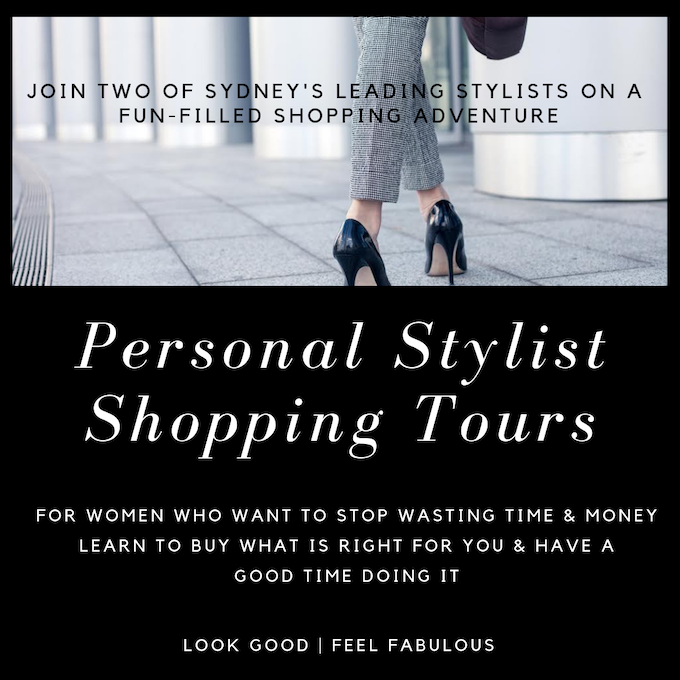Personal Stylist Shopping Tours in Sydney are